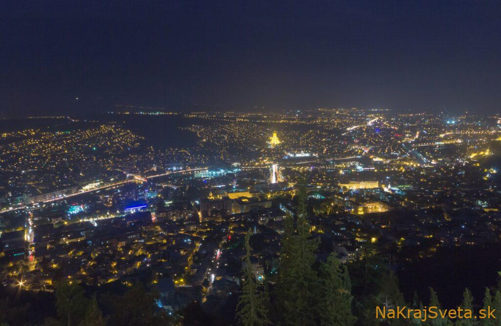 Stopovanie v Gruzínsku, Tbilisi