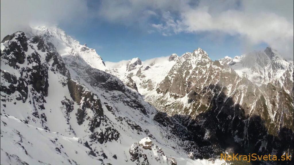 výstup na Slavkovský štít, hory