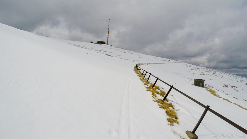 CestaSNP_2016_jozefkrajnak.com Cesta na Kralovu holu