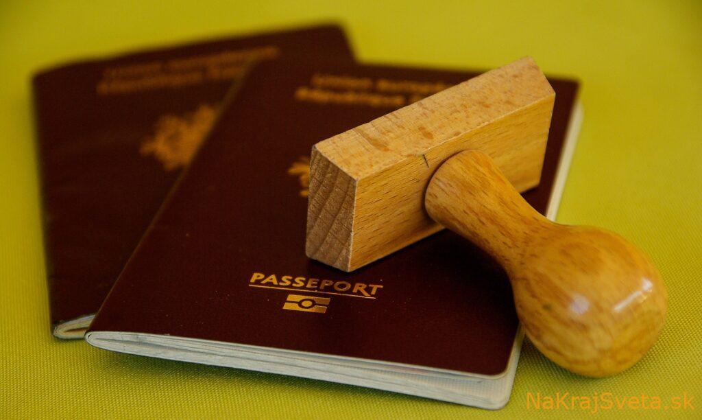 víza do ruska, passport